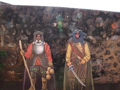 Puerto Plata-17.18 (davidmagier) Tags: aruna david hats humorous swords puertoplata dominicanrepublic dom