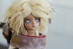 Any way (tjassi) Tags: abjd bjd asian ball jointed doll dolls toys teenie gem soom afi tan tannned isi deer feather