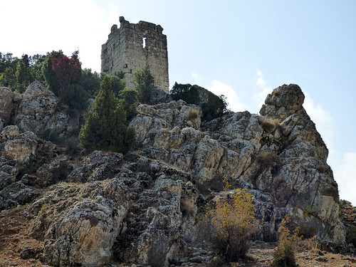 Olba - fortifications