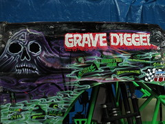 Grave Digger driven by Krysten Anderson - Monster Jam Triple Threat Series presented by AMSOIL (Peter Hutchins) Tags: washington dcmonsterjam monster jam truck monstertruckjam grave digger gravedigger krysten anderson krystenanderson eltoroloco el toro loco armando castro armandocastro pirates curse piratescurse camden murphy camdenmurphy megalodon justinsipes justin sipes alien invasion alieninvasion bernard lyght bernardlyght zombie ami houde amihoude monstermuttrottweiler mutt rottweiler jr seasock jrseasock blue thunder bluethunder mattcody matt cody