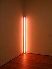 Dan Flavin (running for asthma) Tags: new york nyc light newyork art museum modern geotagged moma minimal museumofmodernart minimalism danflavin flavin