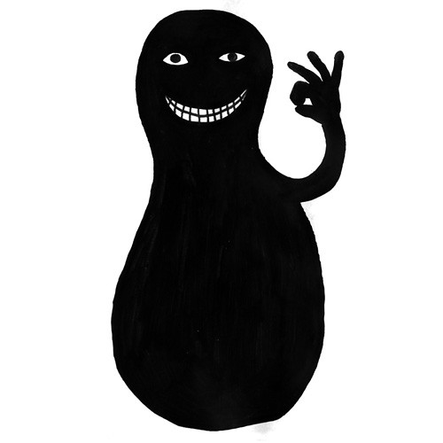 BLACK EVIL BARBAPAPA