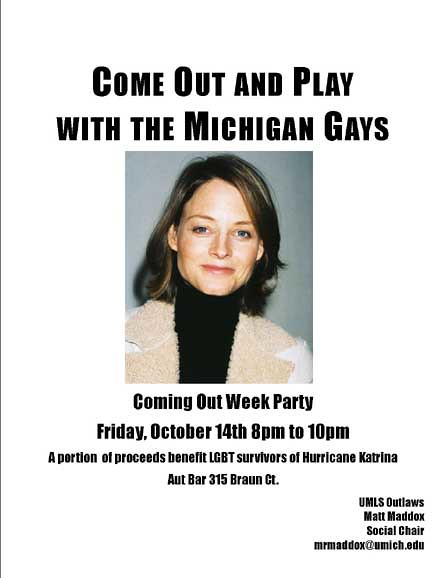AUt-Bar-Jodie-Foster by UMLS Outlaws