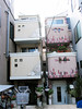 Tokyo: modern architecture and traditional housing (Chris Kutschera) Tags: house japan architecture tokyo asia