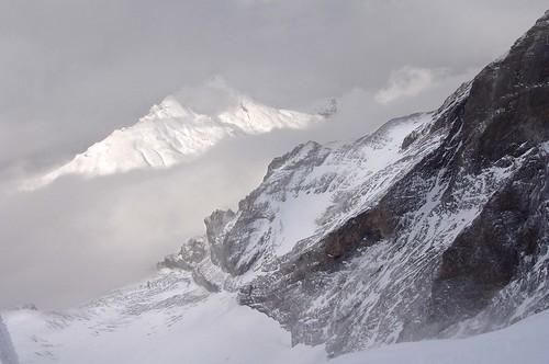 Swiss Alps near Jungfrau