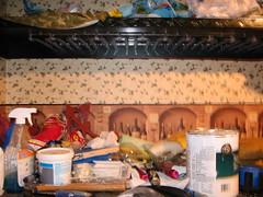 weird front closet