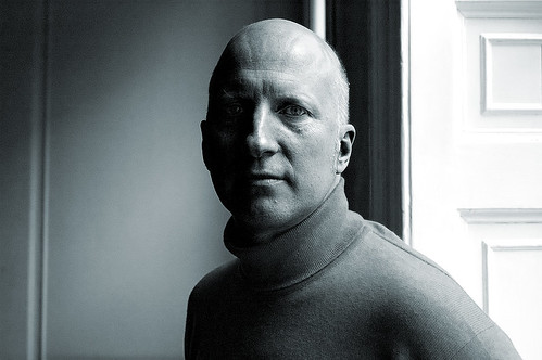 Movie director John Hillcoat