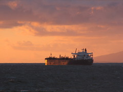 Tanker anchored off of El Segundo (jakerome) Tags: ocean california sunset delete10 geotagged losangeles cool ship pacific top20sunrisesunset delete save pacificocean oil save5 uncool manhattanbeach santamonicamountains southbay chevron tanker elsegundo oiltanker interestingness6 deleteit santamonicabay saveit saveit6 deleteit10 jakepix i500 deletedbydmusunscapes fave5 geo:lat=33893725 geo:lon=11841684 top20la uncool2 uncool3 uncool4 uncool5 uncool6 uncool7 sombw wpwide mbportfolio
