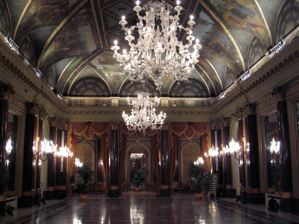 Ritz Ballroom at the St. Regency Grand Hotel - day 9