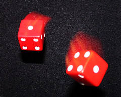 Throw the dice and bet on management? Its quite the gamble.