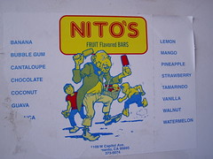 20060311 NITO'S FRUIT Flavored BARS