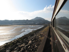 Never lean out of train windows to take photographs, OK? - by squacco