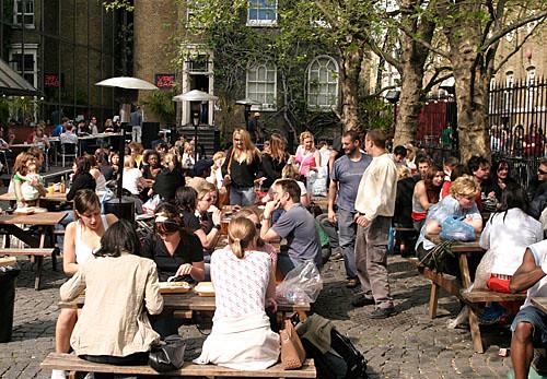 Vibe Bar, Brick Lane, London