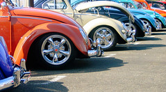 This is the front (Andreas Reinhold) Tags: friends sun colors wheel vw bug volkswagen interestingness fantastic bright rear wheels beetle gang sunny front explore bumper chrome repetition hood chrom lid kfer bumpers fusca aircooled germanfolks awiderangeofcolors