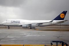 Lufthansa 747 D-ABVU