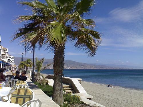 Playa de Roquetas