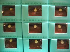 Frango Eggs (illannoyed) Tags: vacation chicago easter march chocolate springbreak departmentstore marshallfields frango chegg