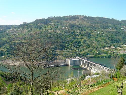 Barragem do Carrapatelo par Portuguese_eyes