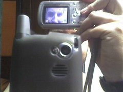 mobile treo650 twinf ccnv (Photo: LeeLeFever on Flickr)