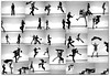 clin d'oeil Shabok-ienne (Métempsycose) Tags: dance jump practica joy lisa 2006 lausanne april unescoworldheritagelist patrimoineculturelimmatérieldelhumanitétangounesco representativelistoftheintangibleculturalheritageofhumanity
