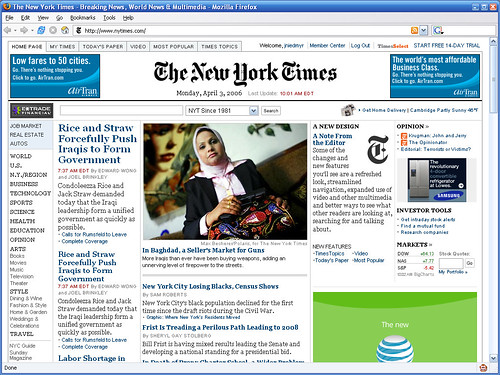 new NYTimes.com