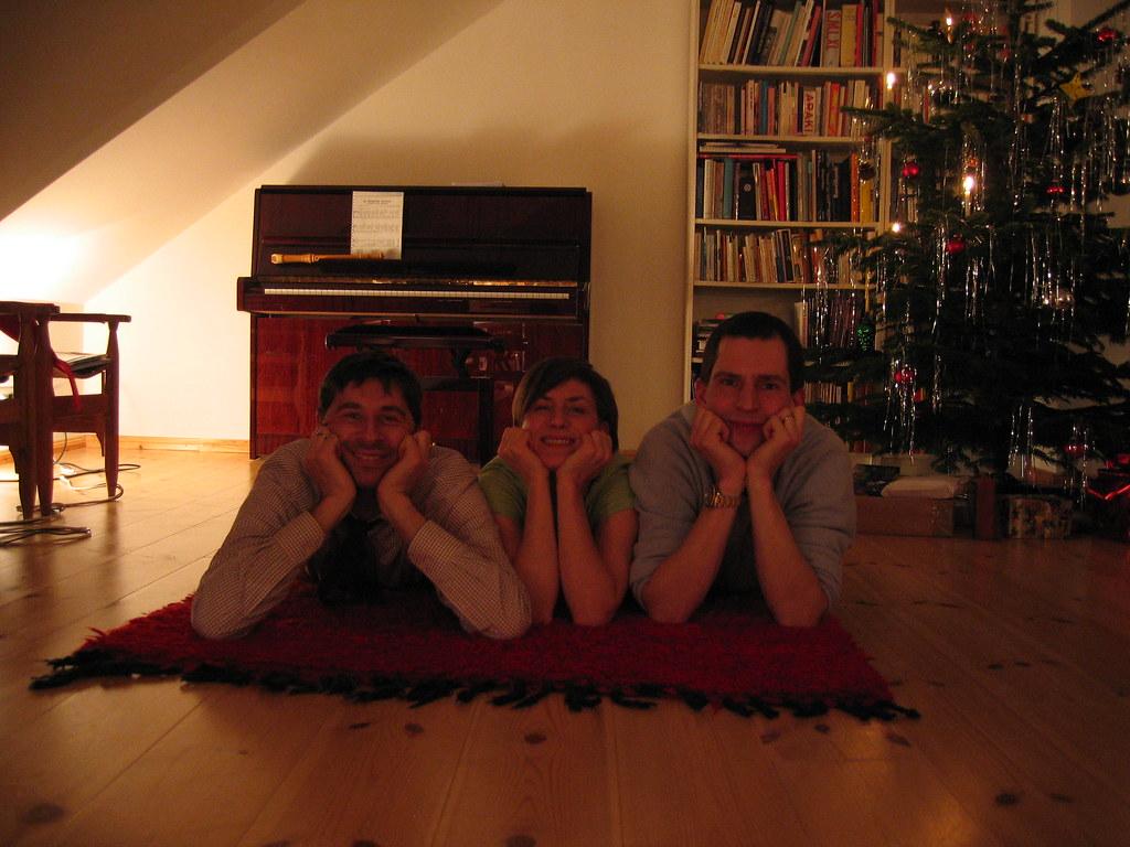 Christmas 2004 in Berlin
