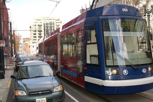 Portland Vacation: Street Car