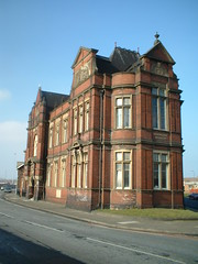 Library (tony_rdmn) Tags: museum library carnegie headland hartlepool