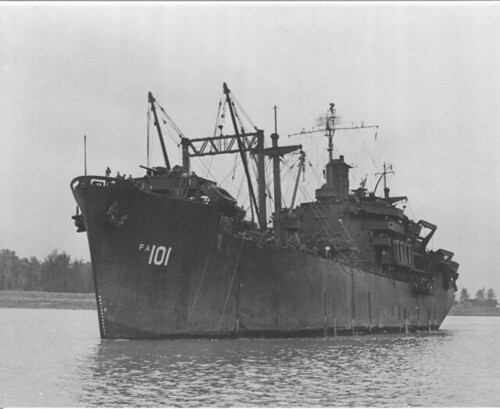 USS Montour