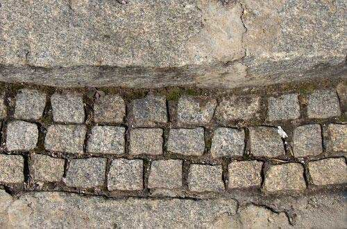 Keyboard From Stone Age