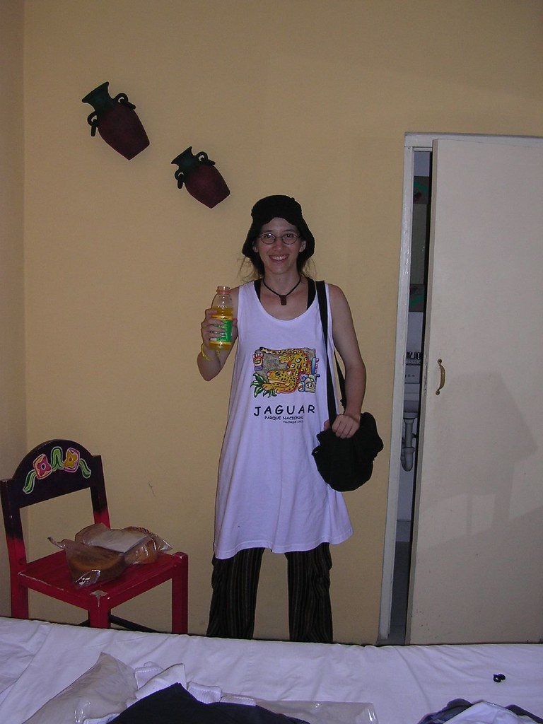 Halloween Costume 2003 - Tourist