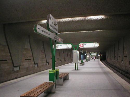 U-Bahnhof Fürth Hauptbahnhof