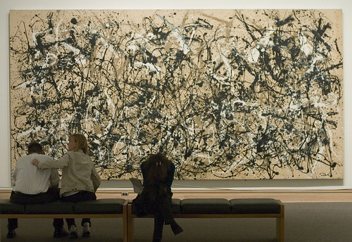 3 Cool Things (You Might Not Know) About Jackson Pollock's Action ...