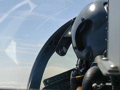 Panavia PA200 Tornado view from the Backseat