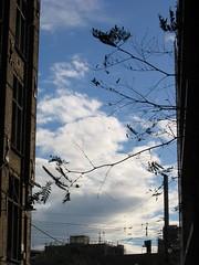 Brussel Wolken 2
