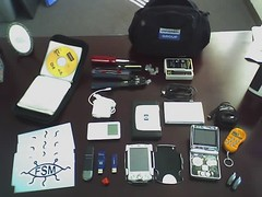 My gadget collection