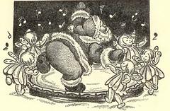 story parade santa dance