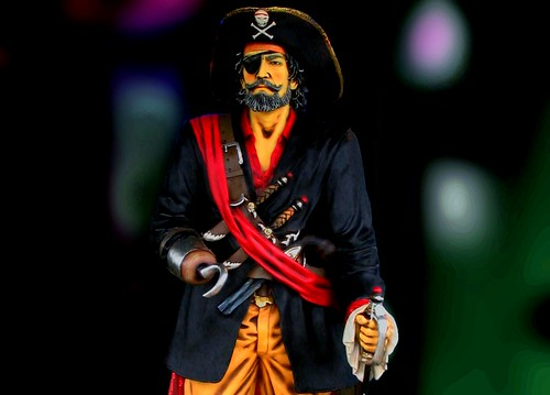 pirate statue fiction vicar dymchurchunderthewall kent england scarecrow captainclegg drsyn christophersyn romneymarsh russellthorndike