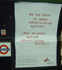 Advertising Standards Authority London Undergr...