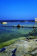 Big Mike (Matt Wynne) Tags: bronte muscles beach pool ocean longexposure lensflare tones