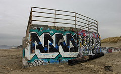 Abno, Wages (funkandjazz) Tags: abno wages pigs california sanfrancisco graffiti