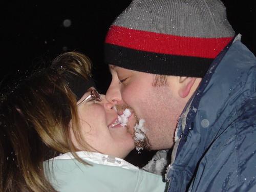 Snow kiss 2