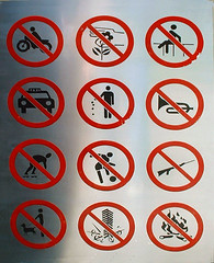 No Fun Allowed In China