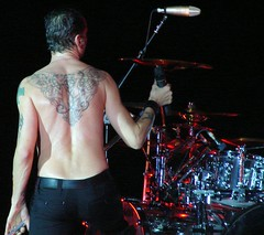 Dave Gahan's Back Piece, 12\03\05, Atlantic City, NJ, Borgata (bonobaltimore) Tags: depechemode borgata atlanticcitynj december32005 bonobaltimore michaelkurman mikekurman