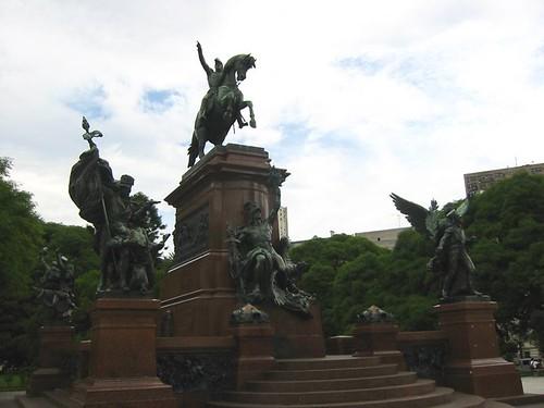San Martín, San Telmo, Buenos Aires, Argentina
