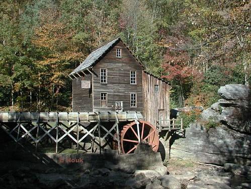 Femdom Grist Mill