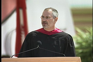 Steve Jobs at Stanford