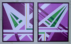 Geometric Diptyches