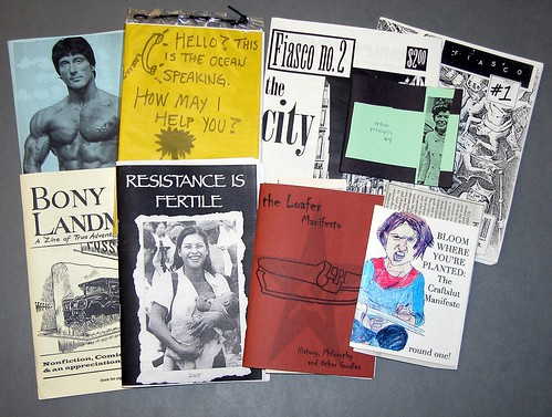 Colorado College Zine Collection