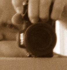 Matin Moi (O Caritas) Tags: 2005 camera morning november selfportrait paris france reflection me self mirror nikon europe ledefrance hand boxes ocaritas nikoncoolpix8800 selfportraitwithcamera